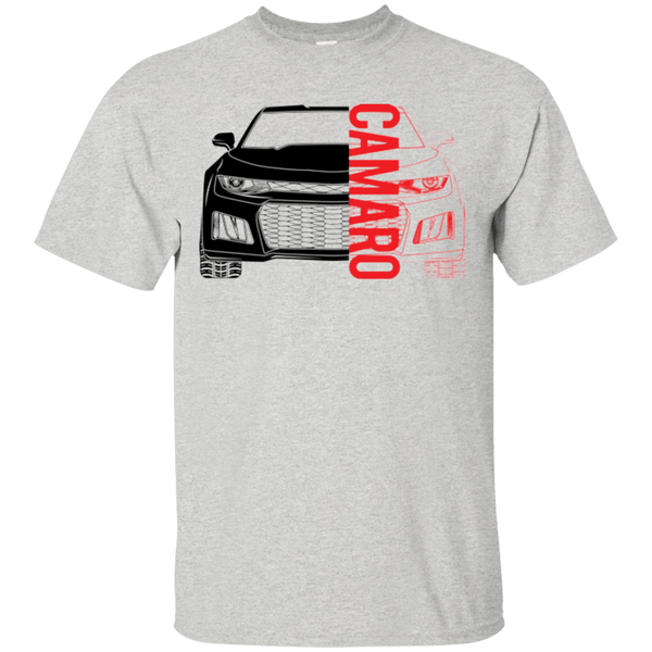 Camaro 6th Gen Double Sided T-Shirt