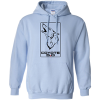 5.0 Coyote S550 S197 Ford Mustang Pullover Hoodie