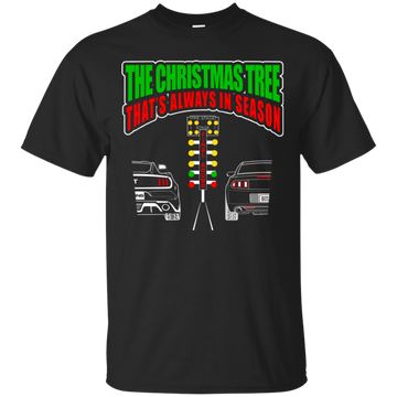 Drag Christmas Tree T-Shirt