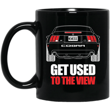 New Edge Cobra (03-04) Black Mug