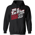 My Turbo Is Bigger Than Yours Boosted Racing Pullover Hoodie