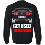 Ford Mustang S197 Pullover Sweatshirt 2010 2011 2012