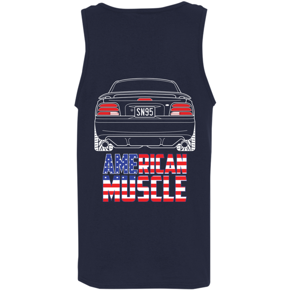 SN95 Ford Mustang 5.0 American Muscle 1994 1995 1996 Tank Top Shirt