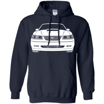 New Edge Ford Mustang Hoodie