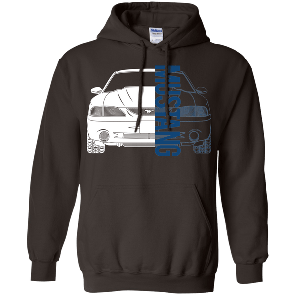 SN95 (96-98) Mustang Double Sided Hoodie