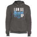 I Am All Spooled Up Turbo Racing Boosted Pullover Hoodie