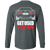 C4 Chevy Corvette T-Shirt Long Sleeve