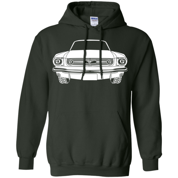 Classic Ford Mustang Hoodie