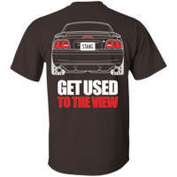 SN95 (96-98) Mustang Double Sided T-Shirt