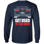 Nissan GT-R T-Shirt Long Sleeve