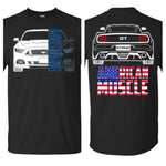 S550 Mustang 2015-2017 American Muscle T-Shirt