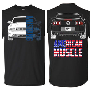 S197 Mustang 2013-2014 American Muscle T-Shirt