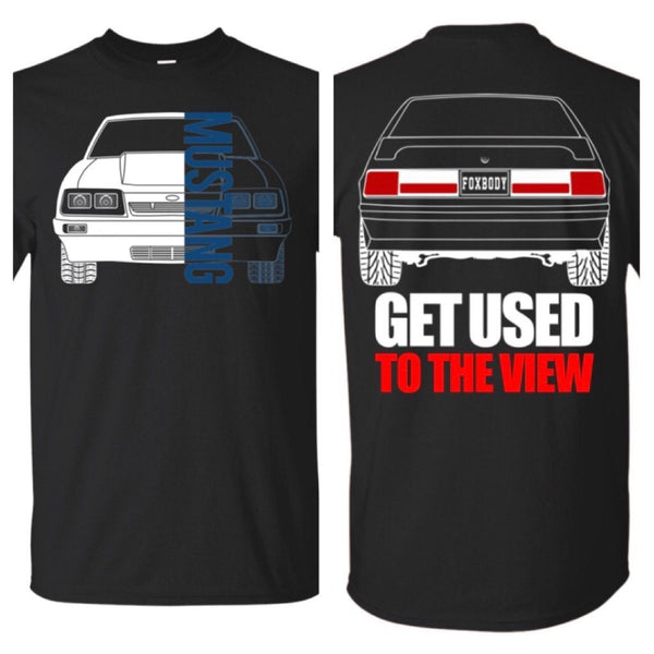 Four Eyes Foxbody Double Sided T-Shirt