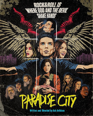 PARADISE CITY SEASON ONE OUT NOW