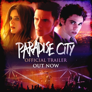PARADISE CITY OFFICIAL TRAILER OUT NOW