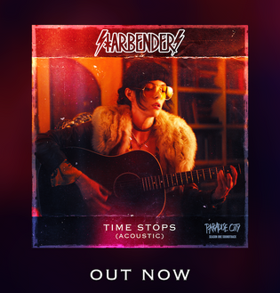 STARBENDERS RELEASE 'TIME STOPS' ACOUSTIC