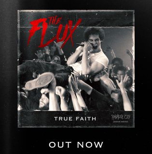 THE FLUX RELEASE COVER OF 'TRUE FAITH'