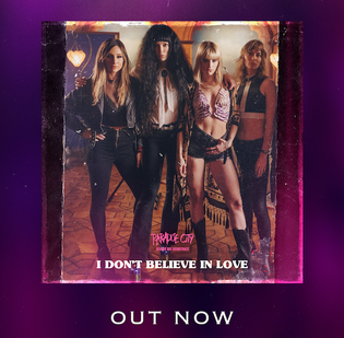 THE MAVENS 'I DON'T BELIEVE IN LOVE' OUT NOW