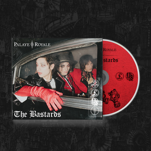 Palaye Royale - 'The Bastards' Album CD Digipak