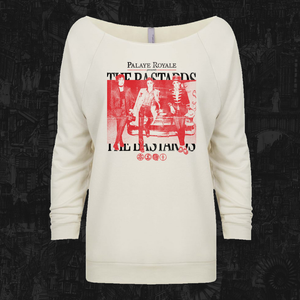 Palaye Royale - 'The Bastards' 3/4 Sleeve T-Shirt (Pre-Order)
