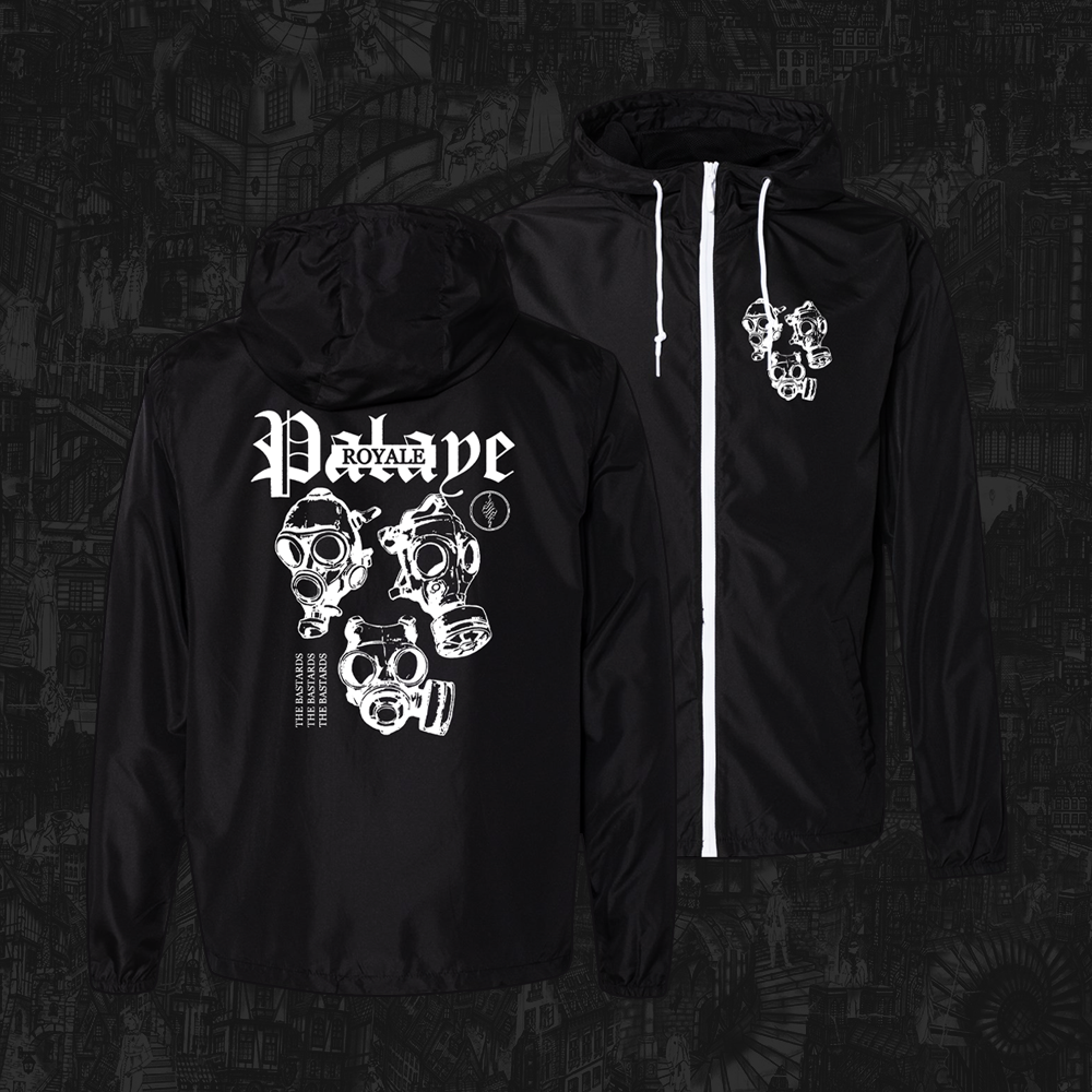 Palaye Royale - 'Masks' Windbreaker (Pre-Order)