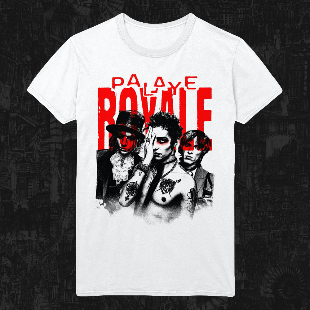 Palaye Royale - 'Photo' T-Shirt (Pre-Order)