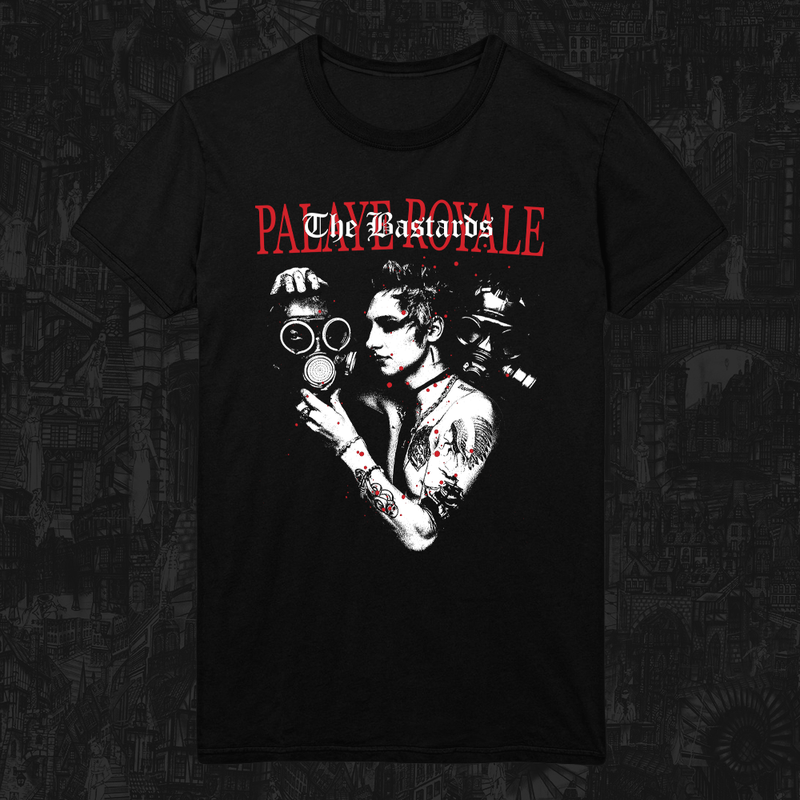 Palaye Royale - 'Nightmares' T-Shirt