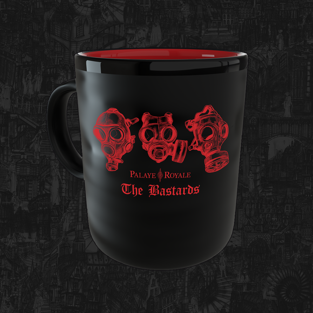Palaye Royale - 'Little Bastards' Coffee Mug (Pre-Order)