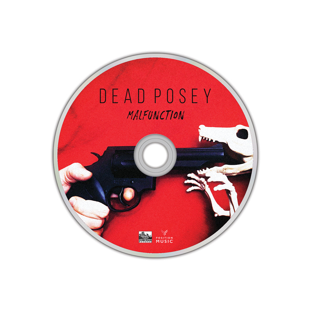 Dead Posey - 'Malfunction' CD
