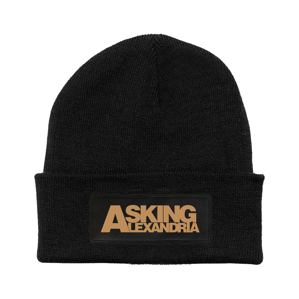 Asking Alexandria - Patch Beanie - Pre-order