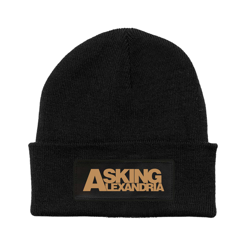 Asking Alexandria - Patch Beanie
