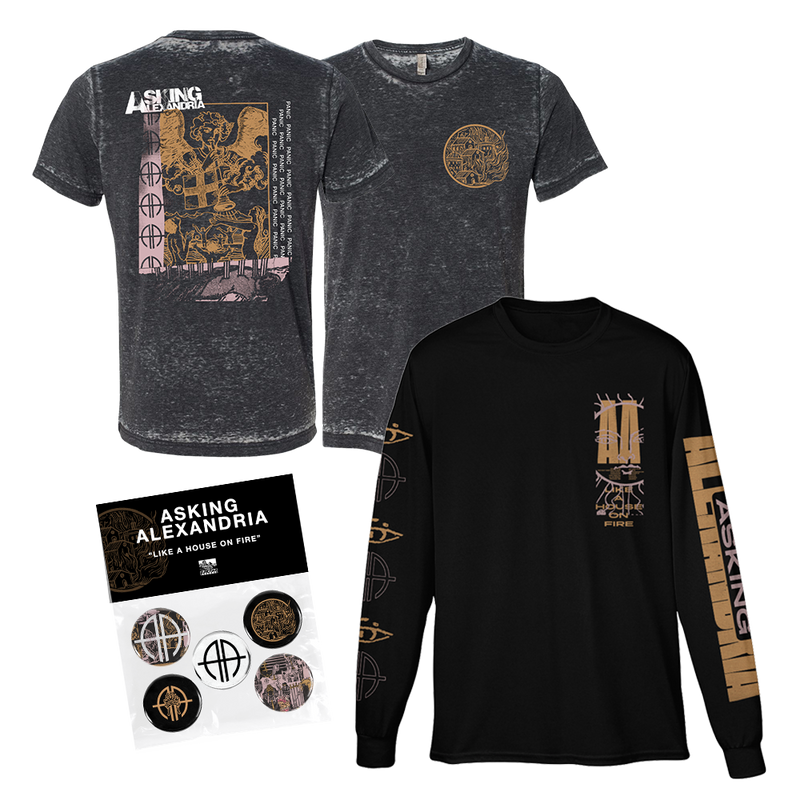 Like A House On Fire Bundle 2 - Pre-order