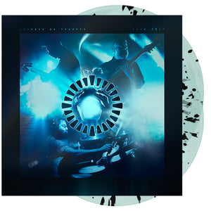 Animals As Leaders - 'Live 2017' Coke Bottle w/ Black Splatter Vinyl