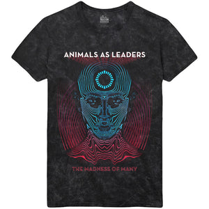 Animals As Leaders - Vibration Wash Tee