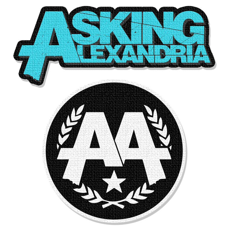 Asking Alexandria - Patch Pack