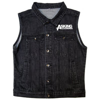 Asking Alexandria - Vintage Black Vest