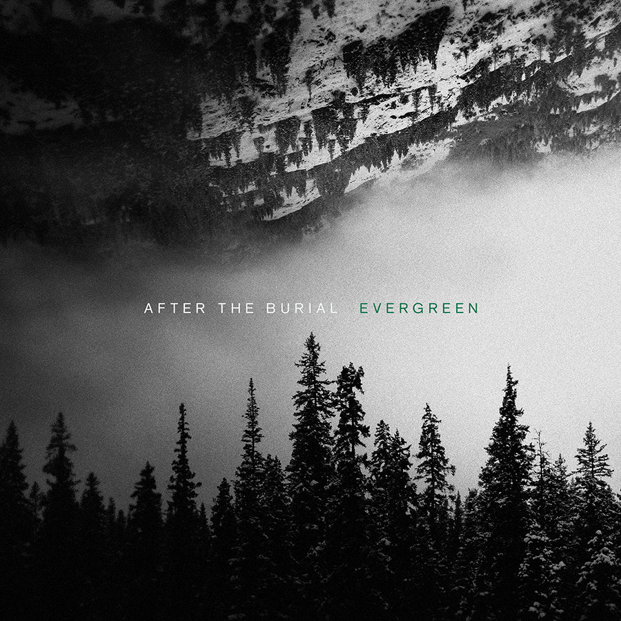 After The Burial - 'Evergreen' CD Digipak