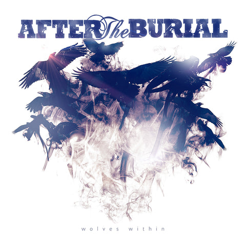 After The Burial - 'Wolves Within' CD