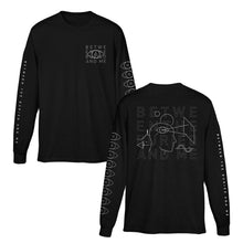 Between The Buried And Me - Diagram Long Sleeve Tee