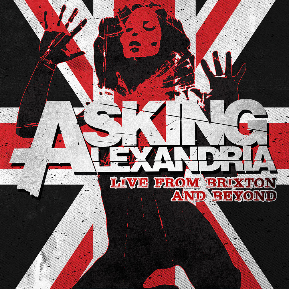 The House Of Sin Dvd asking alexandria - 'live from brixton and beyond' dvd