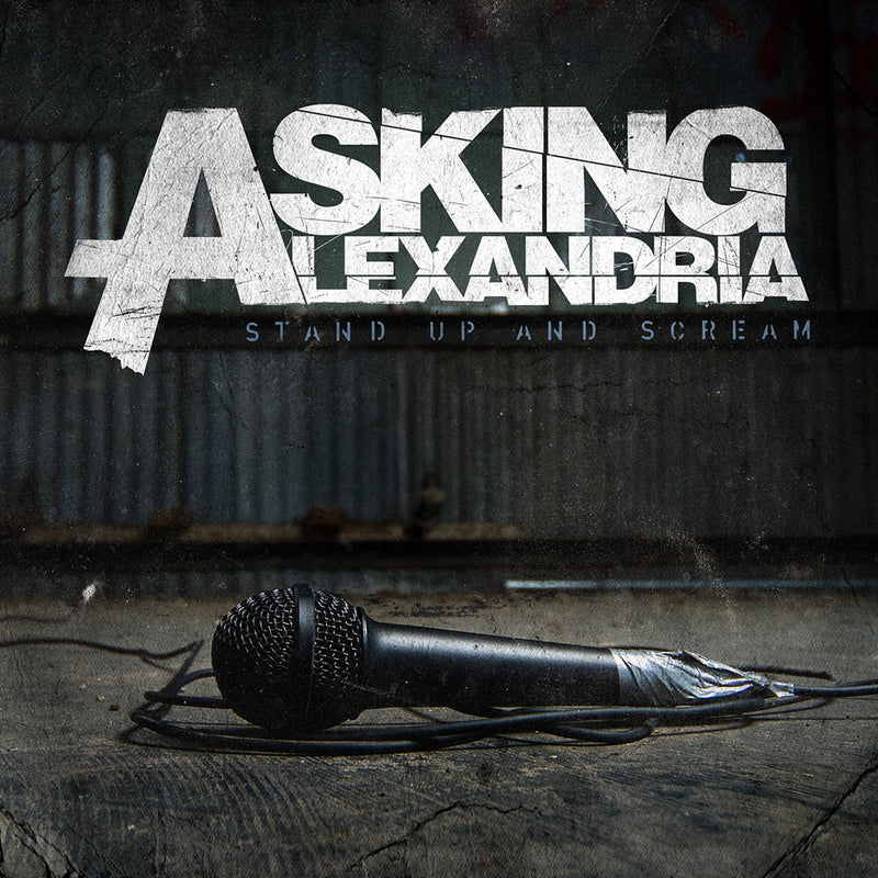 Asking Alexandria - 'Stand Up & Scream' CD