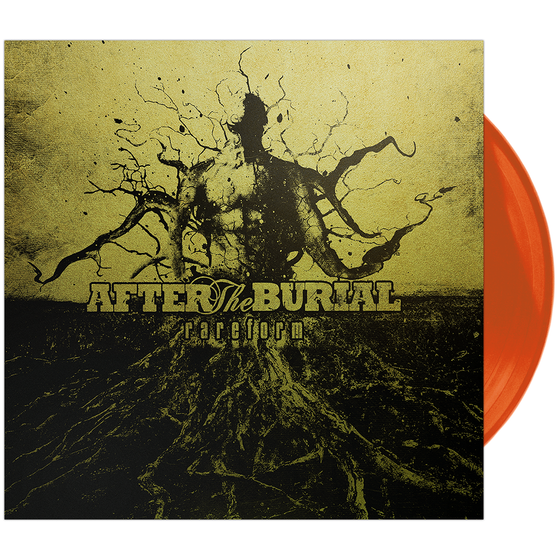 After The Burial - Rareform (10 Year Anniversary) Transparent Orange / Worldwide Variant