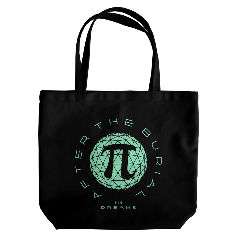 After The Burial-In Dreams Glow In The Dark Tote Bag (Black) Limited Edition