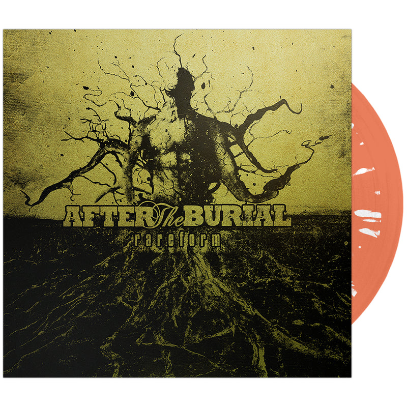 After The Burial - 'Rareform' 10 Year Anniversary Edition - Transparent Orange w/White Splatter Vinyl
