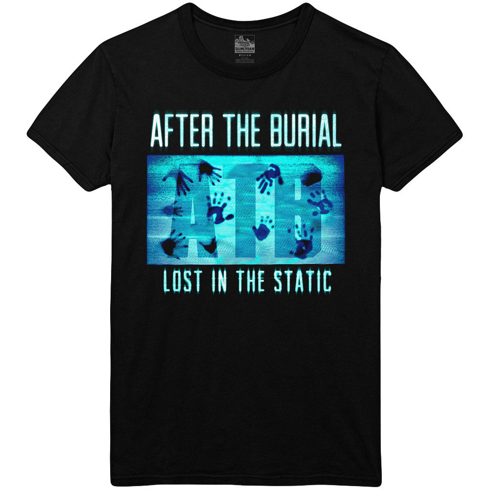 After The Burial - Blur Tee