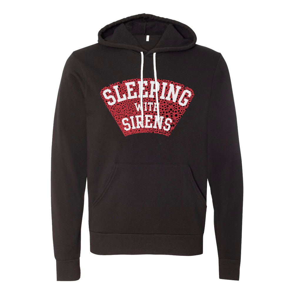 Sleeping With Sirens - Horns Hoodie (Black)
