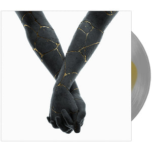 Bad Omens - 'Finding God Before God Finds Me' Gold Inside Clear Vinyl