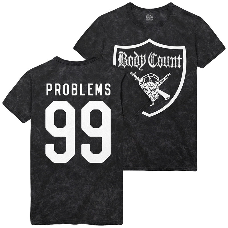Body Count - Minerals Crest Tee
