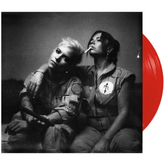 "BONES UK - 'Unplugged' Opaque Red 10"" Vinyl"