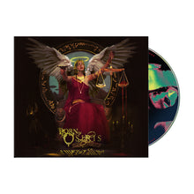 Born of Osiris - Angel or Alien CD (Deluxe Trifold Wallet w/ 20 page lyric booklet)